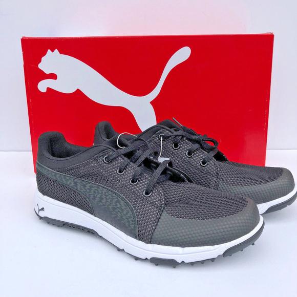6d9bc122151981 Men s Puma Grip-Sport-Tech Spikeless Golf Shoe NEW